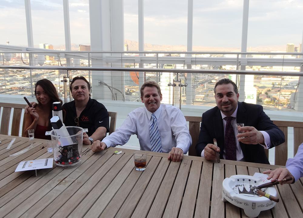 Roy Boulos, Joe Maloof, Gavin Maloof