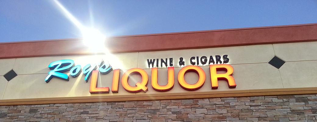 Roy's Liquor Store